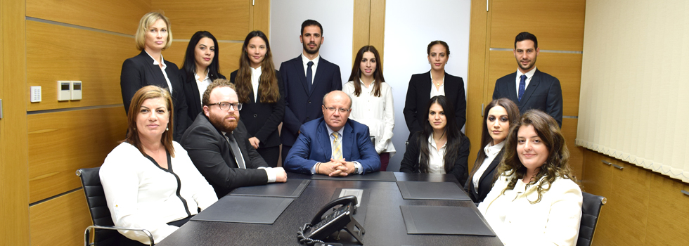 Soteris Pittas & Co Litigation Department
